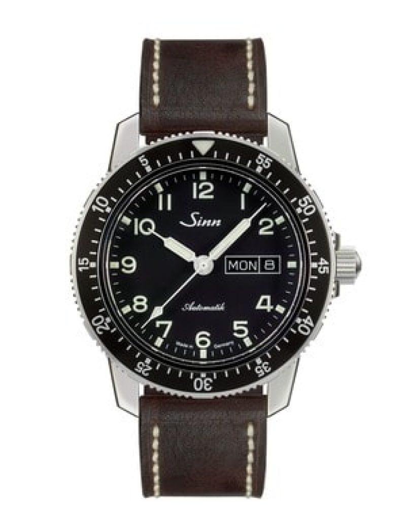 Sinn Classic Pilot Watch Countdown Bezel