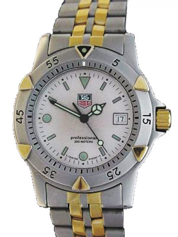 tag heuer series 1500 wd1211