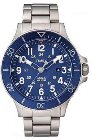timex allied coastline blue